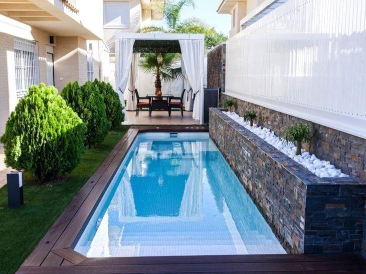 22 fantastiques petites piscines pour votre jardin - 2ème partie - gartengestaltung reihenhaus pool