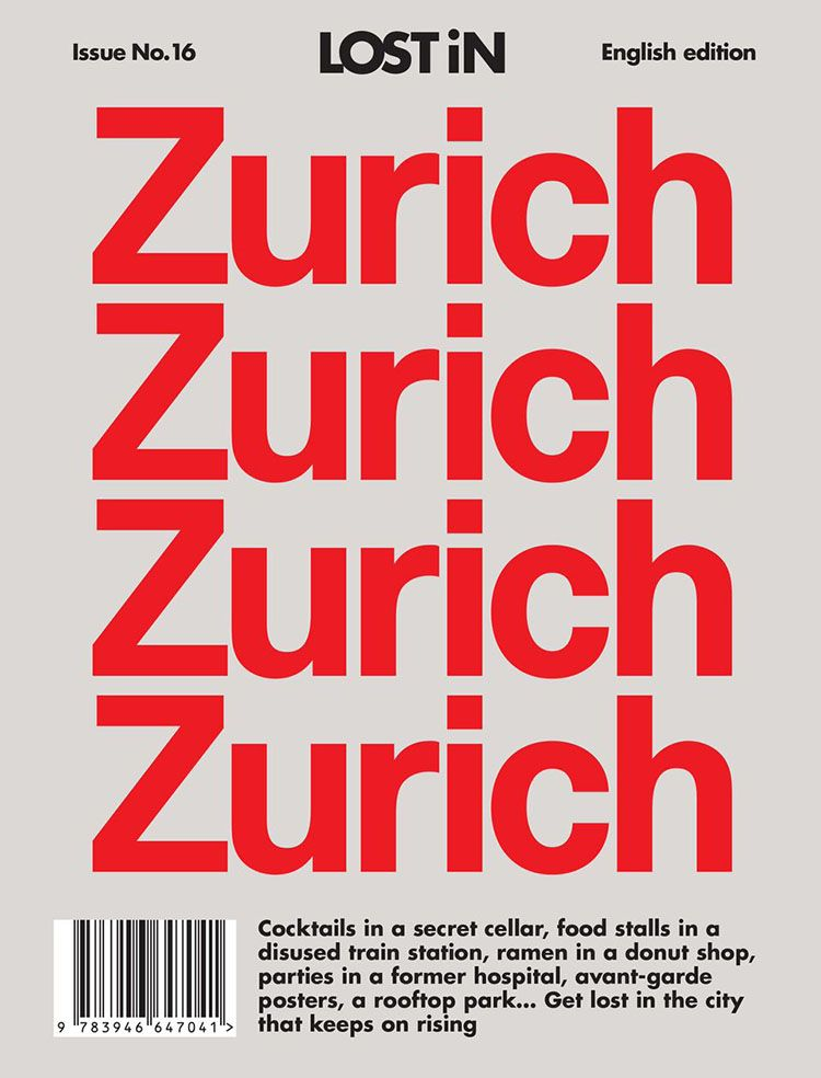 The release of LOST iN Zurich