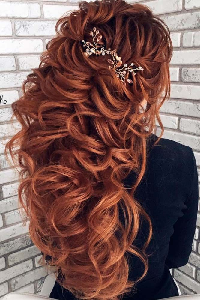 15 Elegant Prom Hairstyles Down | Prom hairstyles, Prom and Long ...