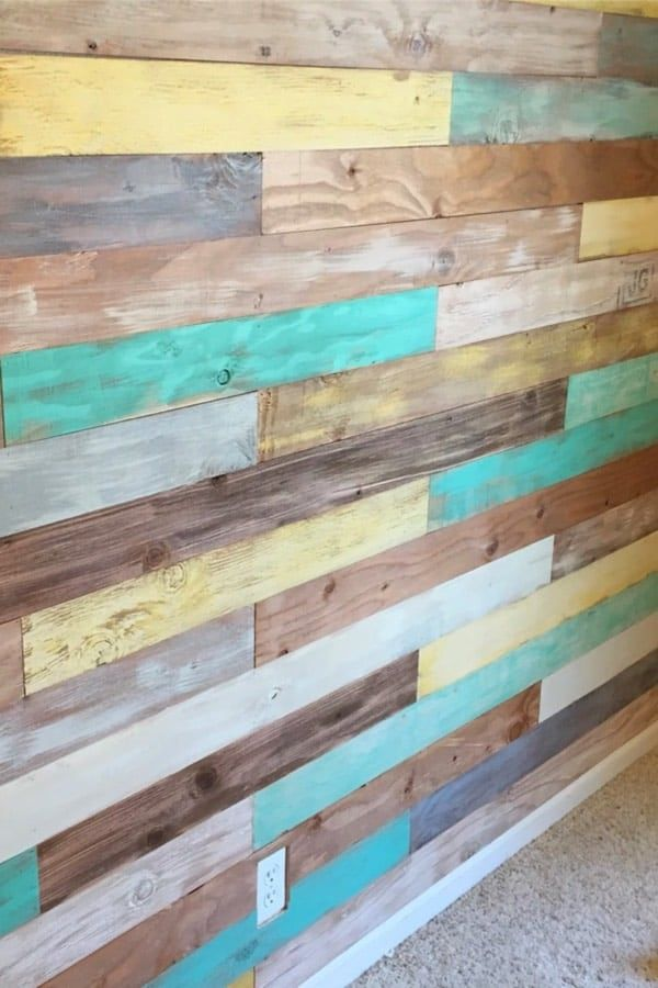 30 Best Wood Wall Ideas To Transform Any Room | Wooden ...