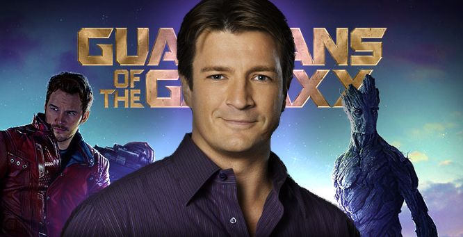 Nathan Fillion's cameo in 'Guardians of the Galaxy' revealed - GAAAHHH I DIDNT EVEN KNOW HED BE IN THIS AS IF I WASNT ALREADY EXCITED ENOUGH ABOUT THIS MOVIE!!!!!