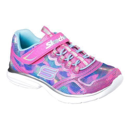 Footlocker Sale Online Skechers Spirit Sprintz Sneaker(Infant/Toddler Girls') -Silver/Multi Cheapest Price For Sale Store For Sale With Paypal v7j200rfF