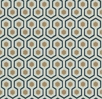 hicks hexagon wallpaper - wallpaperdirect hick's hexagon (66