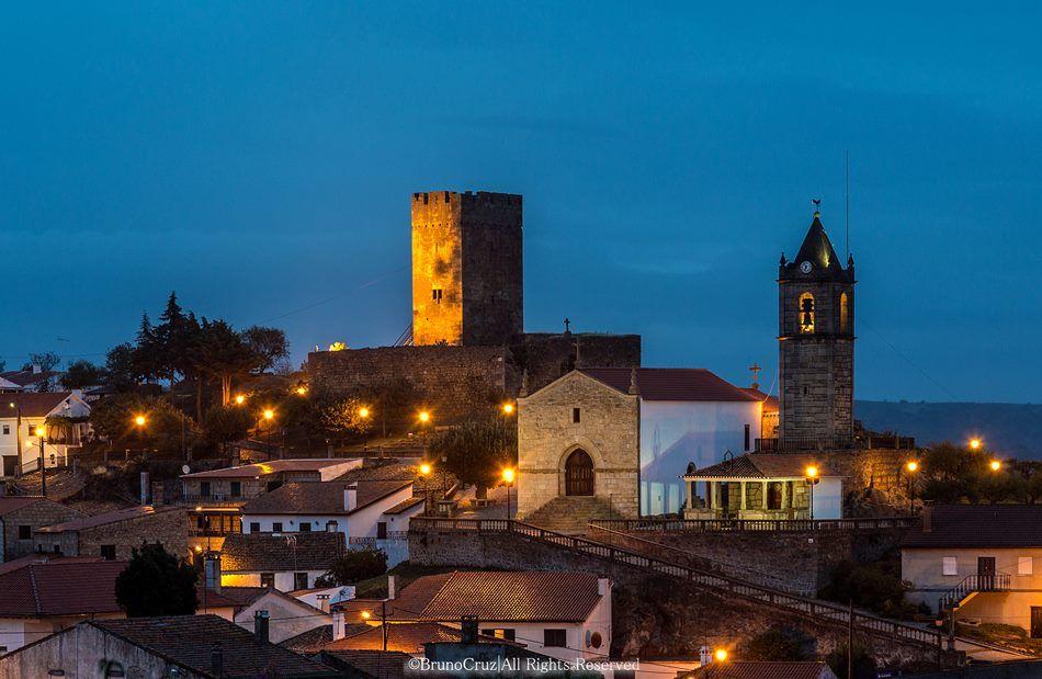 Castelo de Longroiva - Longroiva, Beira Alta. Portugal
