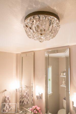 Luxury Bathroom Makeovers $2,900 luxury-looking bathroom remodel | home, bathroom makeovers