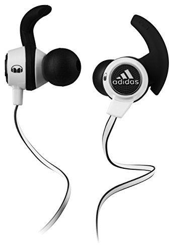 telar Alivio Consejo  Adidas Sport Supernova by Monster in-Ear Headphones, White/Black ...