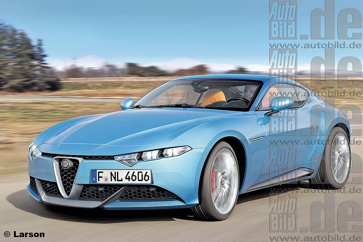 2021 Alfa Romeo Duetto Engine