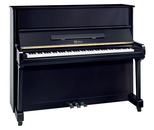Weber Piano - Traditional 121 D Series FREE Delivery