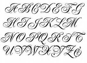 Cursive Letter T