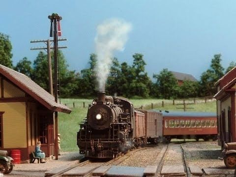 Boston and Maine Cheshire Branch by Jim Dufour  HO scale model railroad ...