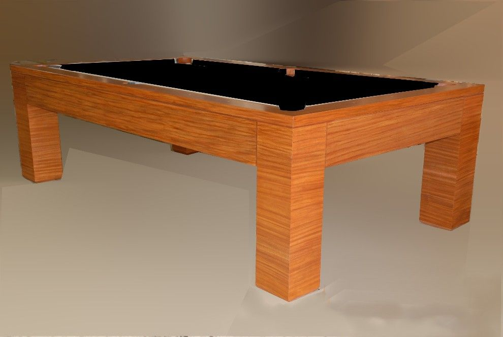 Superbe Adler Pool Tables   Metropolitan Horizontal Grain Mahogany