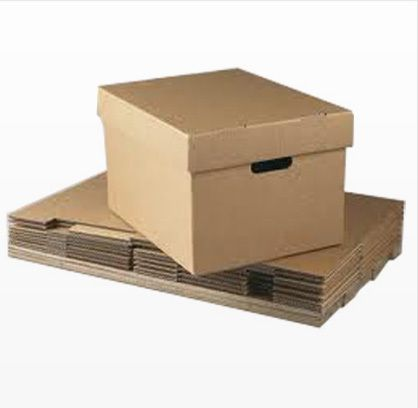 Cube moving boxes