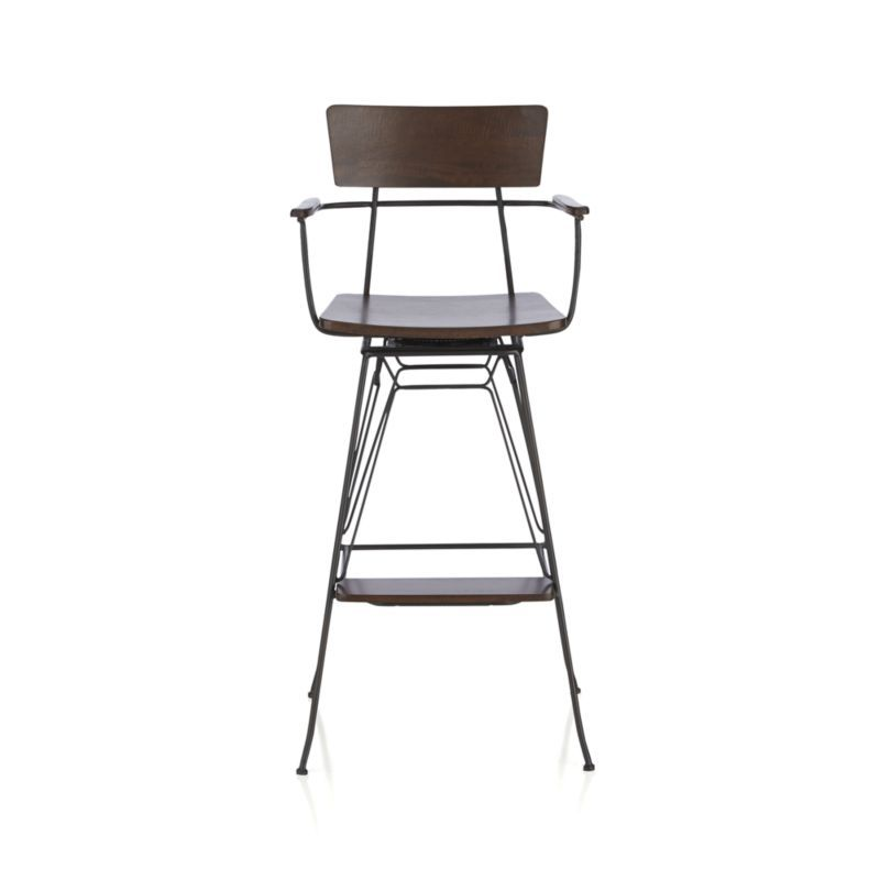 Without Back Support Most People Suffer Sitting On Stools Elston