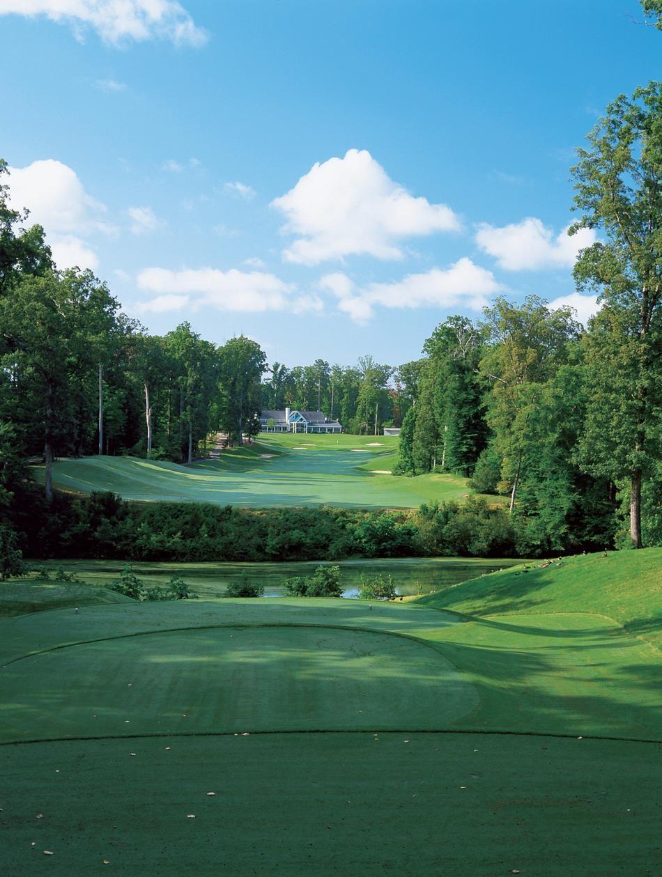 Colonial Williamsburg, Virginia Golf