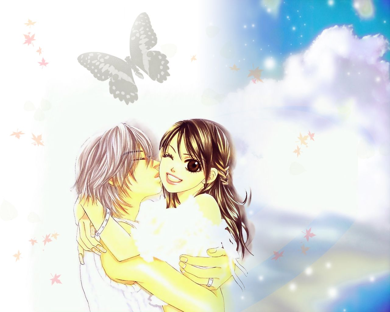 Kare First Love by Miyasaka Kaho Cómic, Parejas