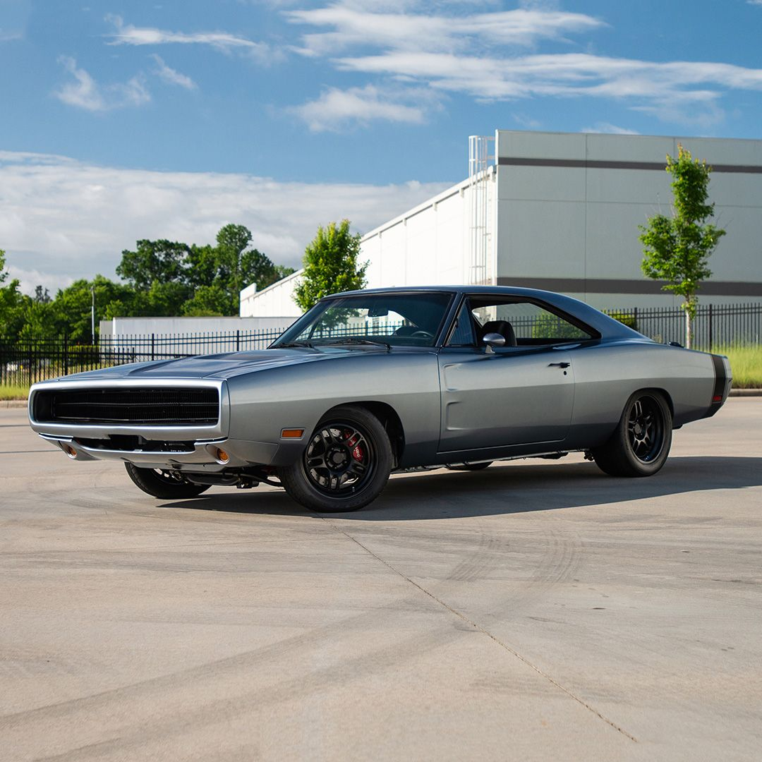 Northeast Auction Preview This Custom 1970 Dodge Charger R T
