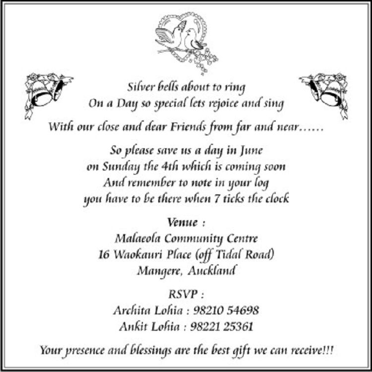 Silver wedding party invitation english also best housewarming cards images in rh pinterest