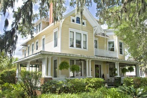 Hoyt House Bed & Breakfast Inn - Amelia Island, FL