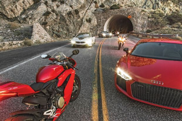 From 4 To 2 And Back Again Car Manufacturers And Motorcycles