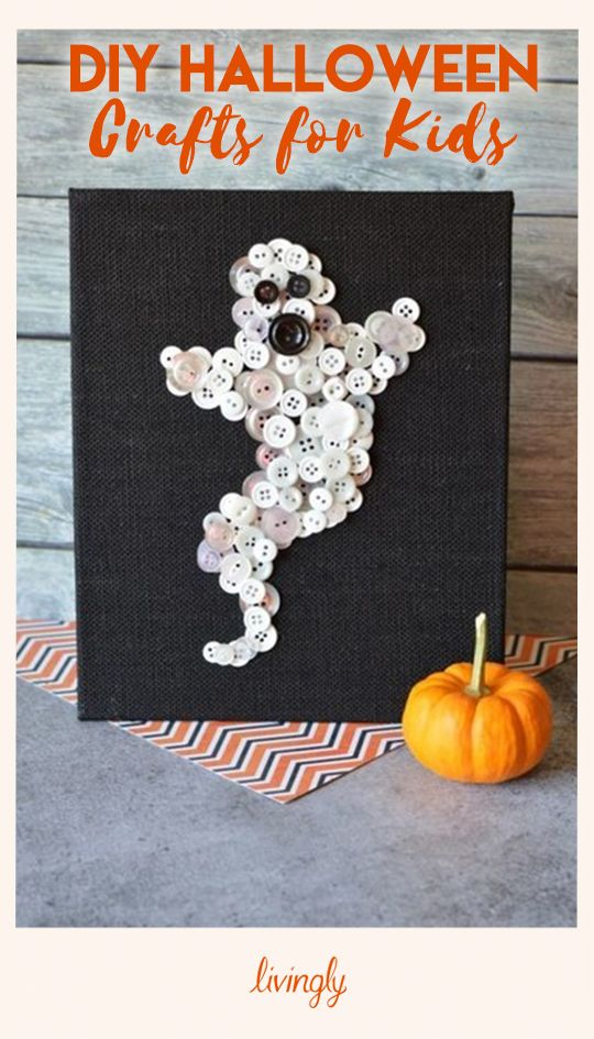 DIY Halloween Crafts to Make with Your Kids DIY Halloween, Craft - halloween decorations for kids to make