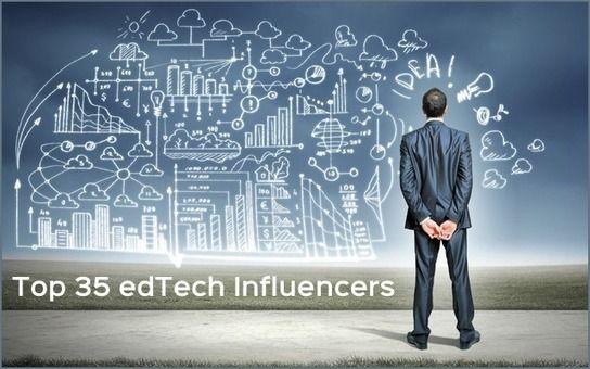 The Top 35 edTech Influencers ~ wibki