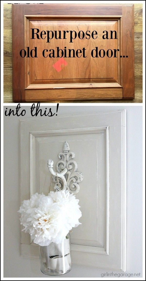 18 Gorgeous Repurposed Cabinet Door Ideas You Don T Want To Miss