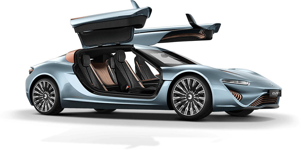 Electric Car Powered By Salt Water 920 Hp 373 Miles Tank