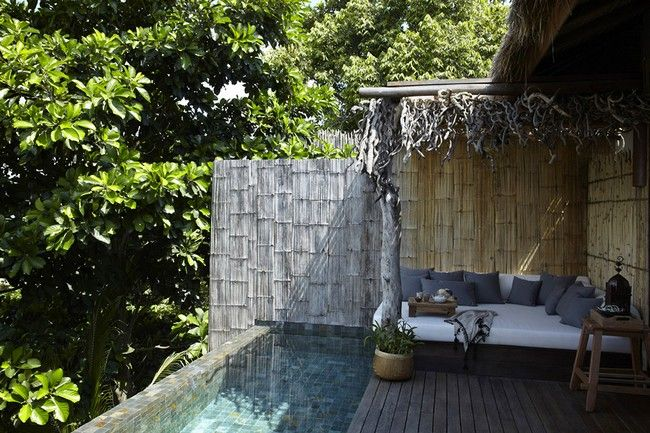 The Song Saa Private Island Resort in Cambodia