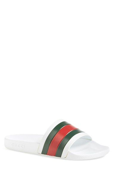 0f84d6e38b1f Gucci  Pursuit  72 Slide  Sandal available at  Nordstrom