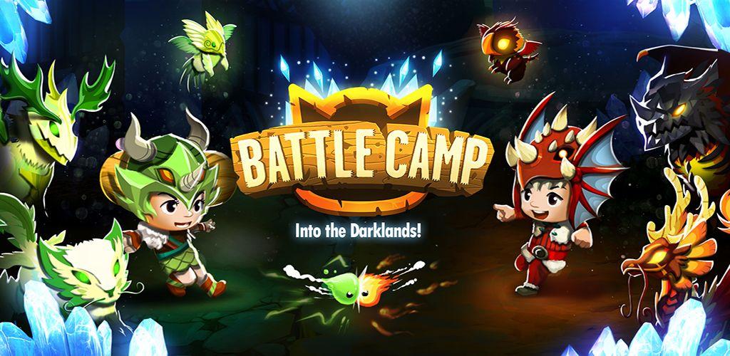 Battle Camp Battle, Camp Battle, Dragon city, Monster