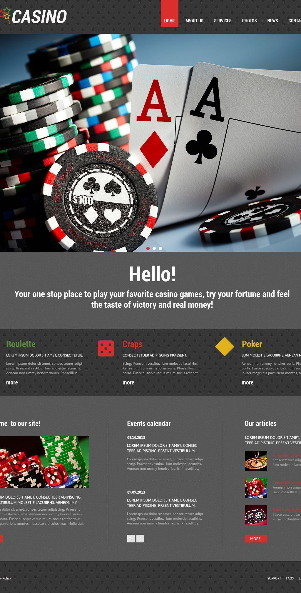 лохотроны с казино