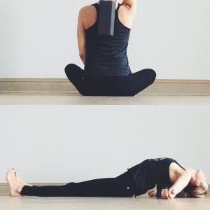 10 stretches for better sleep  basic yoga for beginners