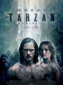 Tarzan Efsanesi The Legend Of Tarzan 2016 4 5 Com Imagens