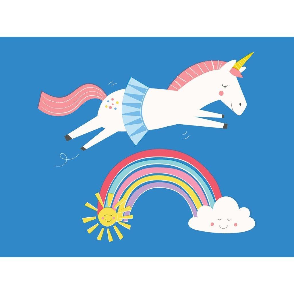 Unicorn Card Unicorns Unicorn Art And Illustrations