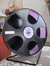 "Sugar Glider Nail Trimmer Combo 11"" Sr. Wheel & Exercise Track (Black/Lavender)"