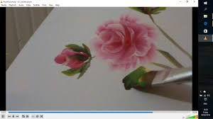 Картинки по запросу техника одного мазка | Рисунки цветов ...