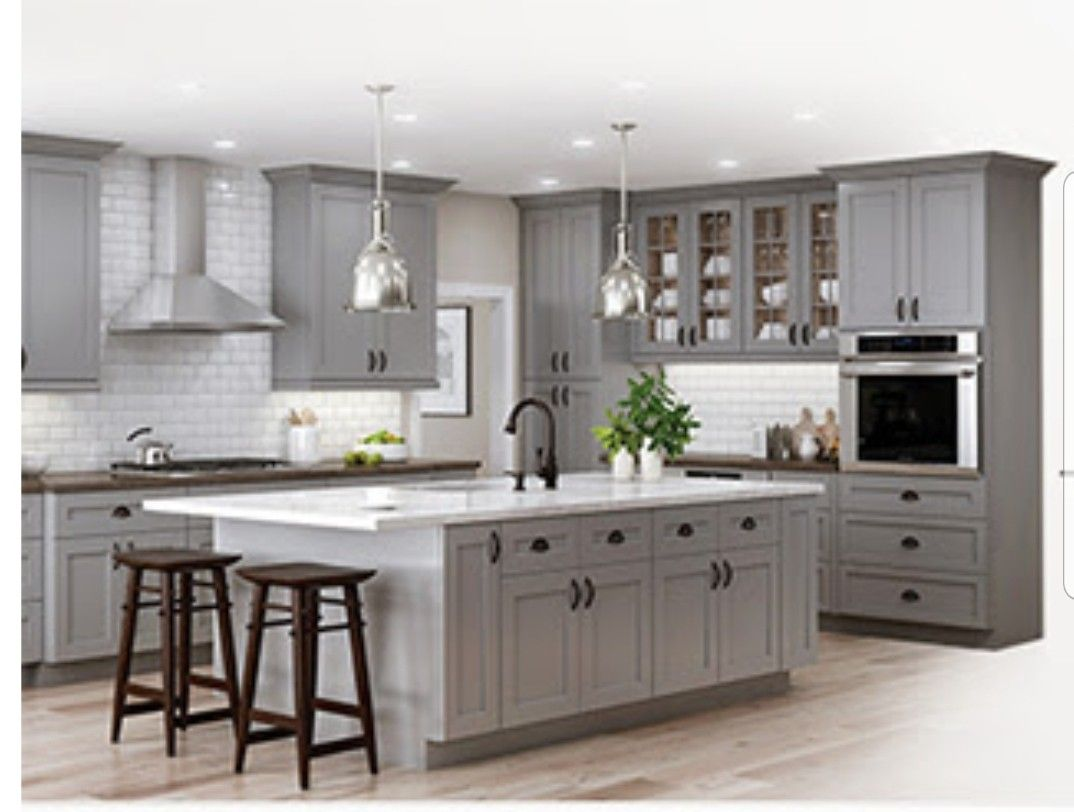 gray cabinets and light wood floors beautiful kitchen cabinets on kitchen interior grey wood id=37438
