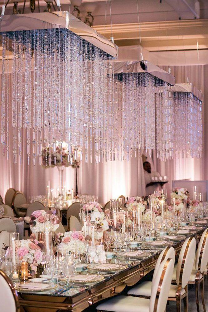 42 Glamorous Rose Gold Wedding Decor Ideas Wedding Inspiration