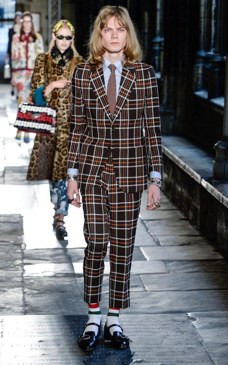 Gucci Westminster Abbaye croisières 2017