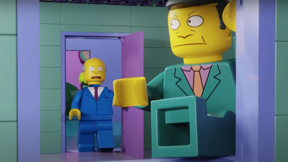 This Lego version of 'The Simpsons' steamed hams meme is a ...