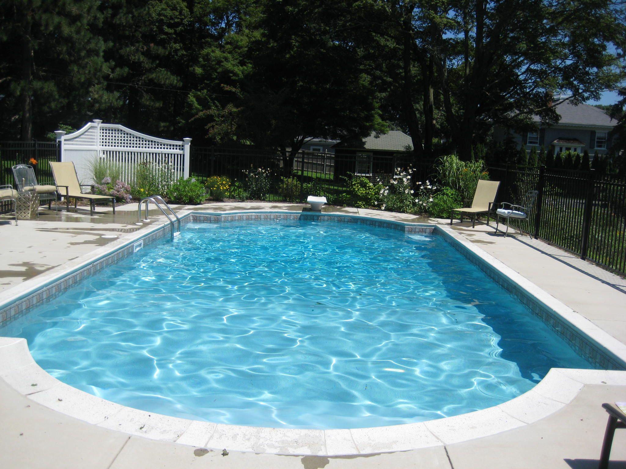 New Pictures Double Roman 0121 Jpg 2048 1536 Roman Pool Backyard Pool Pool Landscaping