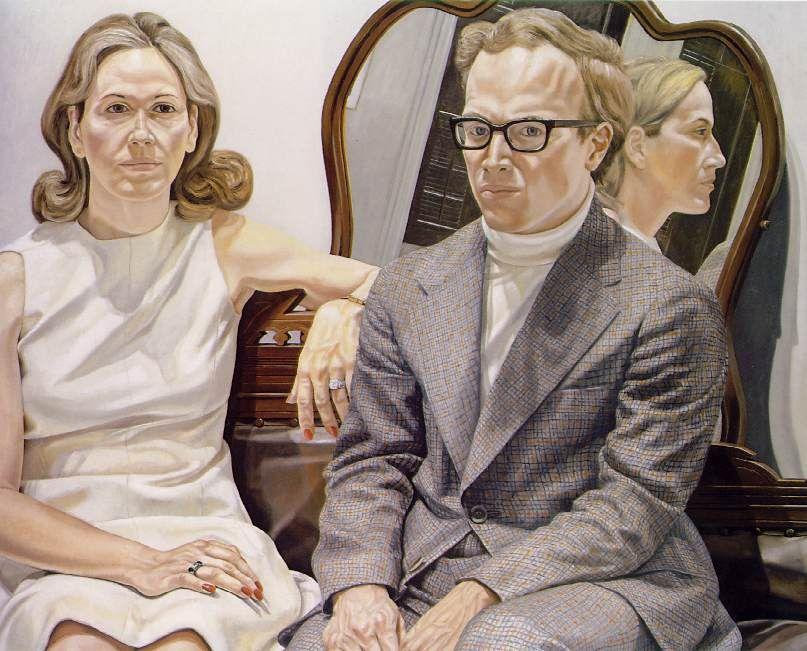 Philip Pearlstein is an influential American painter best known for Modernist Realism nudes. Cited by critics as the preeminent figure painter of the 1960s to 2000s, he led a revival in realist art