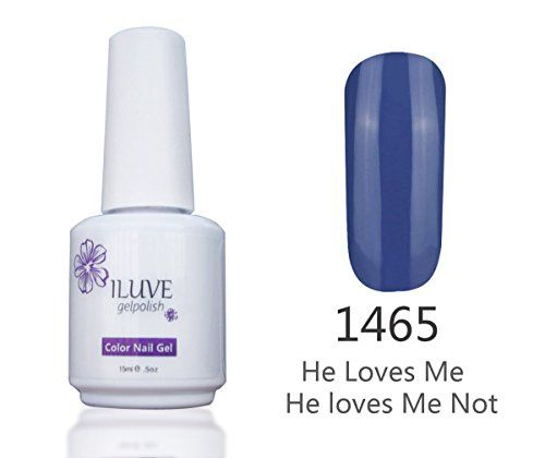 iLuve langanhaltende Soak Off Nail Polish mit 237 Farben auswählbar   1 Flasche mit 15 ml UV LED Gel Polish Nagellack von der Farbe # 1465 - http://geschirrkaufen.online/iluve/iluve-langanhaltende-soak-off-nail-polish-mit-237-24