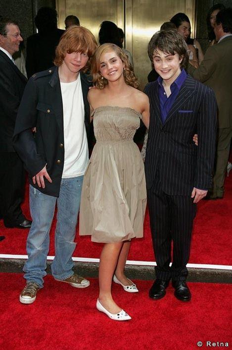 2004 Premiere Harry Potter Actors Harry Potter Cast Harry Potter Drawings