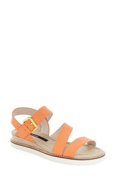 kensie 'Jody' Wedge Sandal (Women)