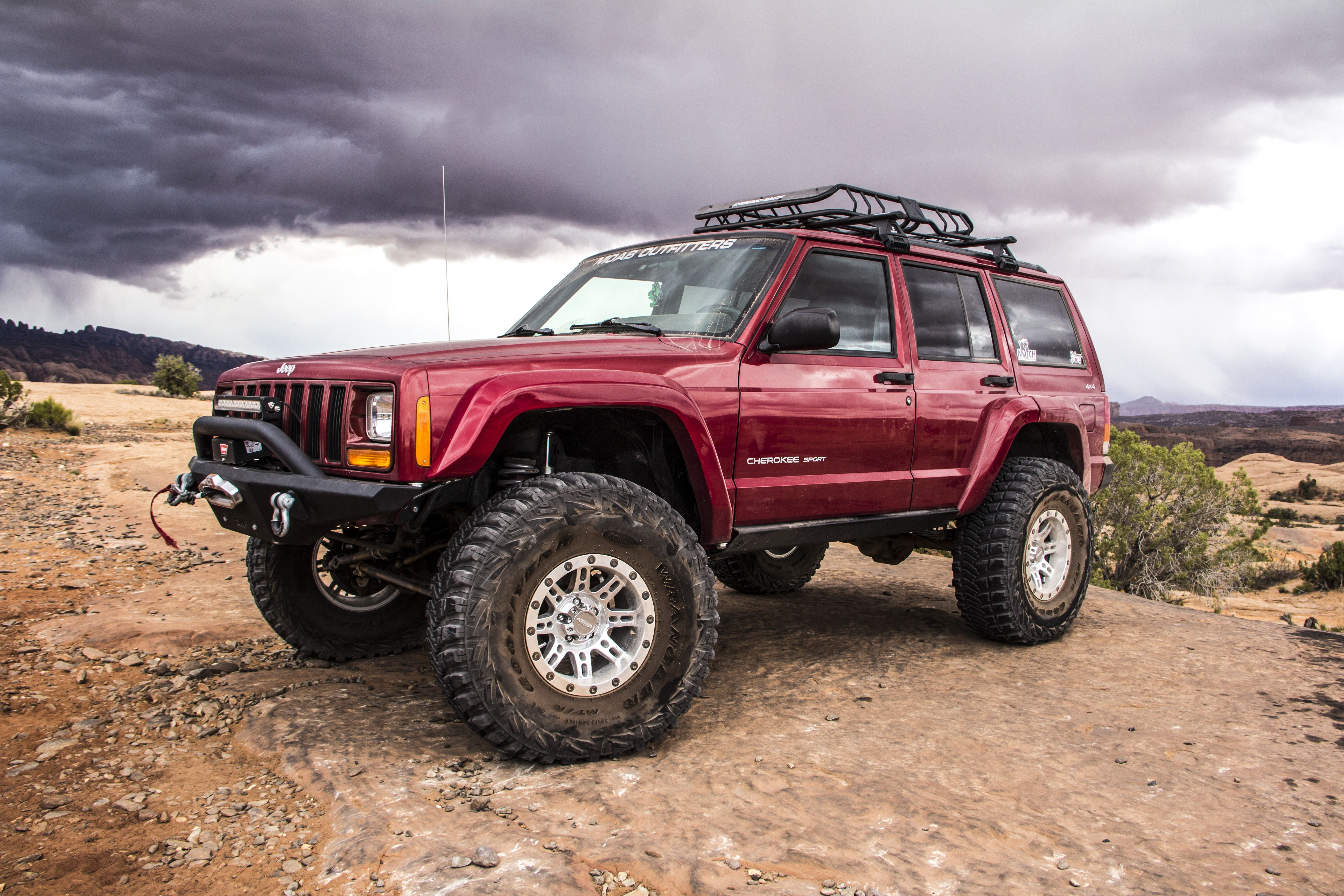X Max Fender Flares Moab Outfitters Jeep Cherokee Cherokee