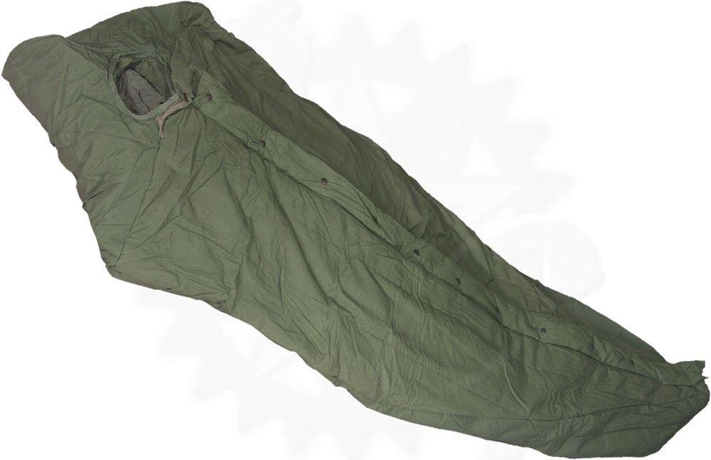 Extreme Cold Weather Mummy Sleeping Bag