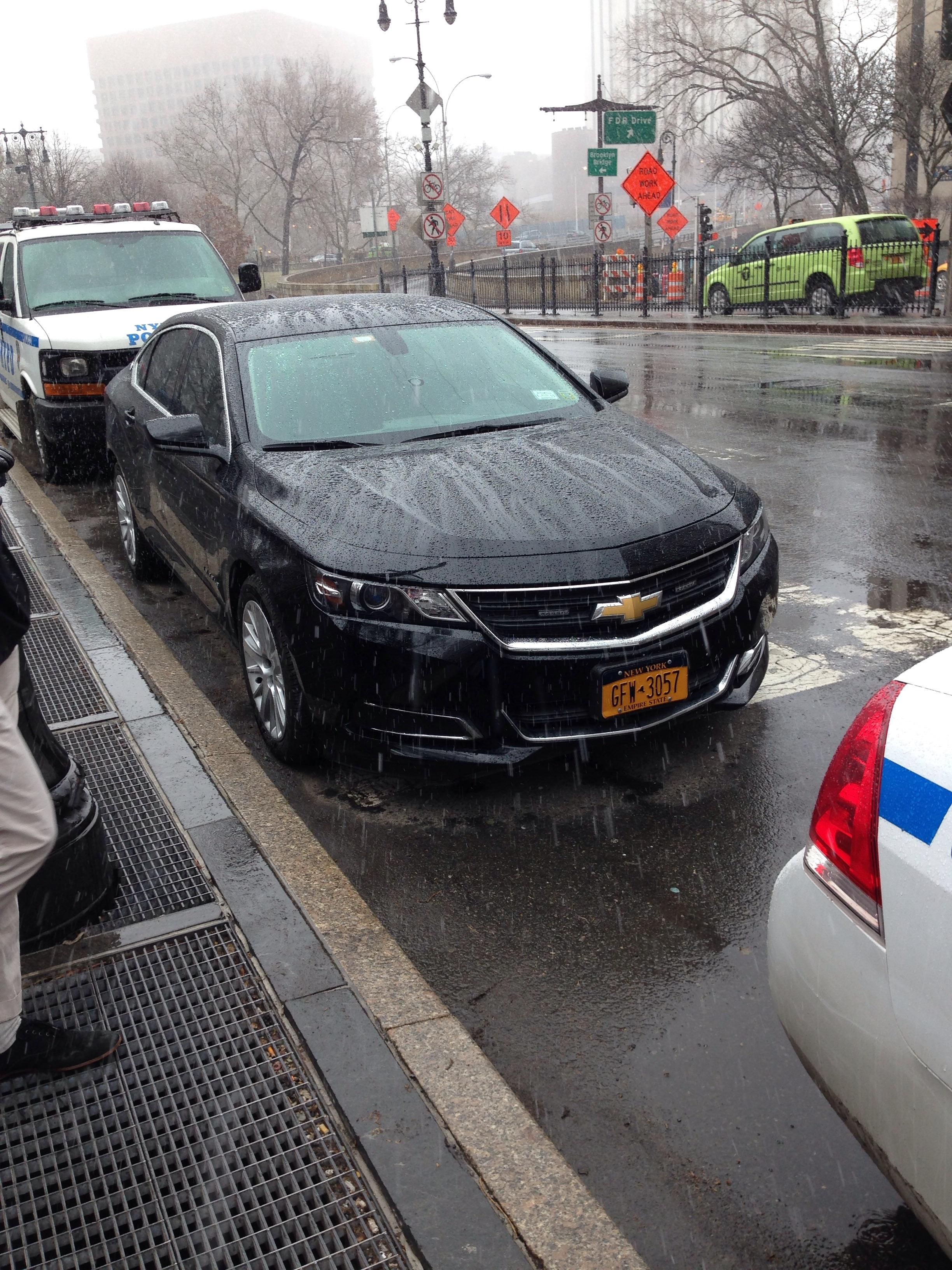 Unmarked NYPD Chevy Impala | unmarked police cars | Chevy ...