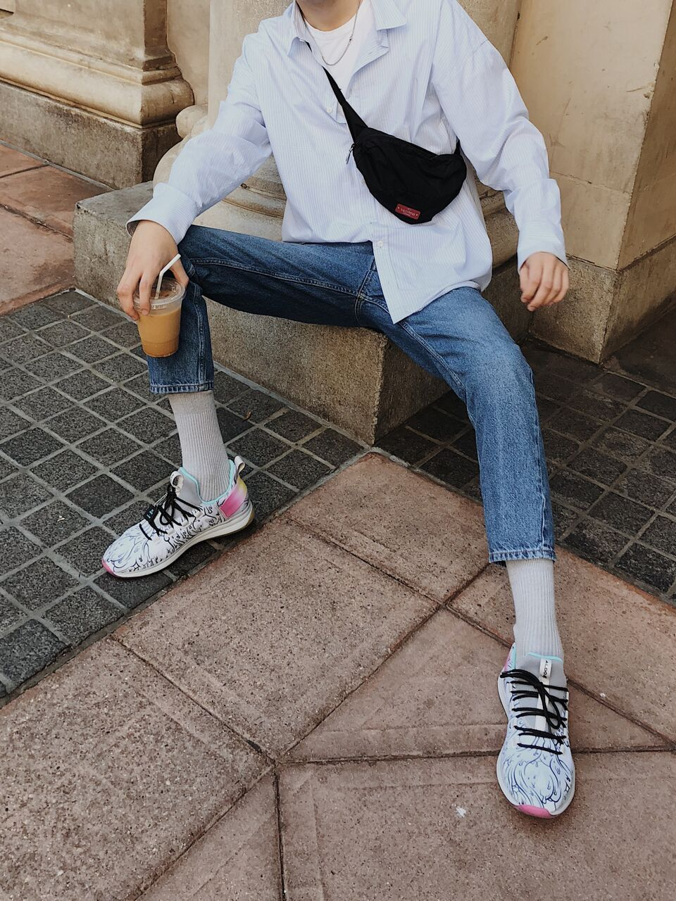 7e671159414 Aldo's limited edition Mx3 collaboration with Buff Monster is the perfect  sneaker to show off your effortlessly cool street style