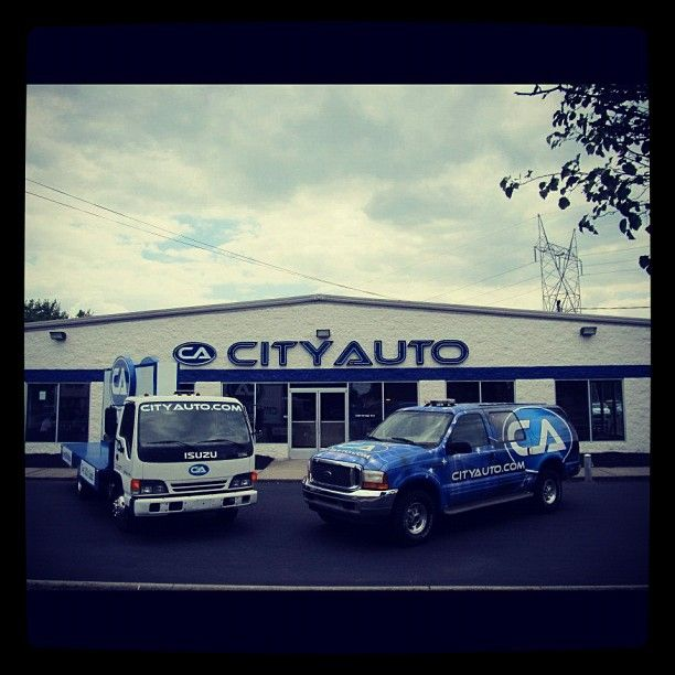 City Auto Located At 1023 Bridge Ave. In Murfreesboro, TN